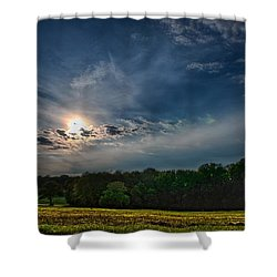 Enjoy The Small Things Shower Curtain by Ryan Crane