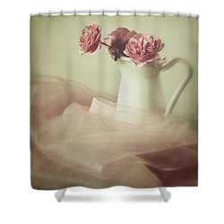 Ethereal Shower Curtain by Amy Weiss