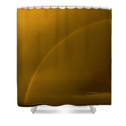 Everyone Needs A Rainbow Shower Curtain by Jeff Swan