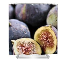 Figs Shower Curtain by Elena Elisseeva