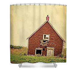 Forsaken Dreams Shower Curtain by Edward Fielding