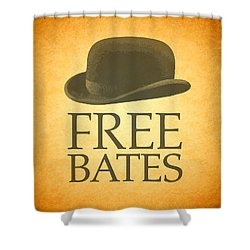 Free Bates Shower Curtain by Design Turnpike