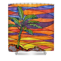 From The Ashes Shower Curtain by Diane Thornton