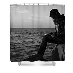 Future Author Shower Curtain by Frozen in Time Fine Art Photography
