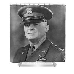 General Henry Hap Arnold Shower Curtain by War Is Hell Store