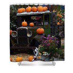 Halloween 1 Shower Curtain by Bob Christopher