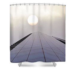 High Noon Shower Curtain by Bill Cannon