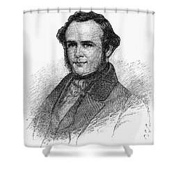 Horace Wells (1815-1848) Shower Curtain by Granger