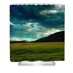 Idaho Beauty Shower Curtain by Jeff Swan