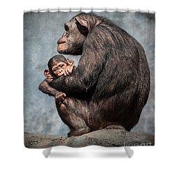 I'm All Ears Shower Curtain by Jamie Pham