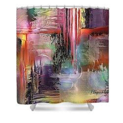 Imperissable  Shower Curtain by Francoise Dugourd-Caput