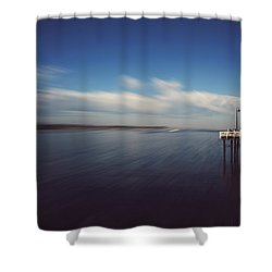 In An Instant Shower Curtain by Laurie Search