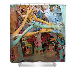 It's A Magical World Shower Curtain by Laurie Search