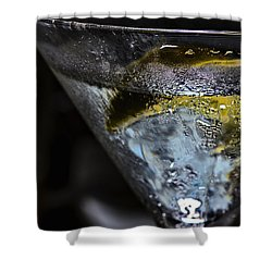 Its Happy Hour Again Shower Curtain by Edward Kreis
