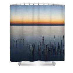 Just Before Dawn Shower Curtain by Scott Norris