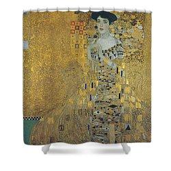Klimt Adele Bloch-bauer Shower Curtain by Granger