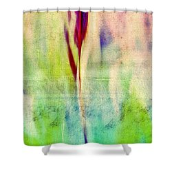 L Epi - S14at01 Shower Curtain by Variance Collections