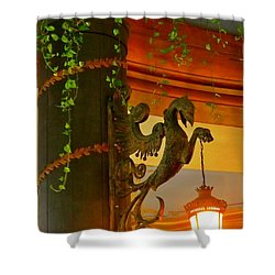 Let Me Light That For You Shower Curtain by John Malone