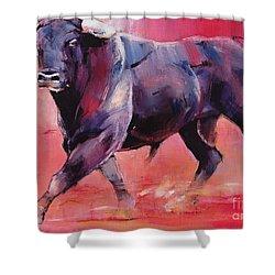 Levantado Shower Curtain by Mark Adlington