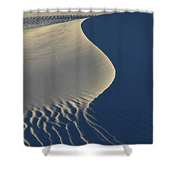 Light And Shadows Shower Curtain by Vivian Christopher