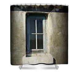 Looking Inwards Shower Curtain by Marilyn Wilson