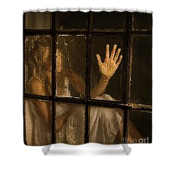 Lost Dreams.. Shower Curtain by Nina Stavlund