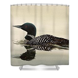 Loveliest Of Nature Shower Curtain by James Williamson