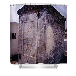 Marie Leveau Perhaps Shower Curtain by John Malone