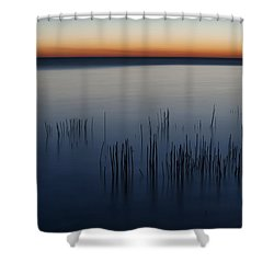 Morning Shower Curtain by Scott Norris