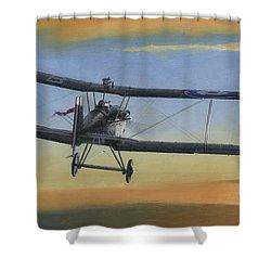 Morning Serenade Shower Curtain by Wade Meyers