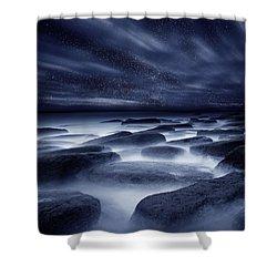 Morpheus Kingdom Shower Curtain by Jorge Maia