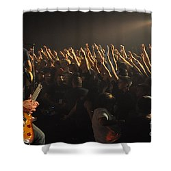 Museum-w-andy Davis-2586 Shower Curtain by Gary Gingrich Galleries