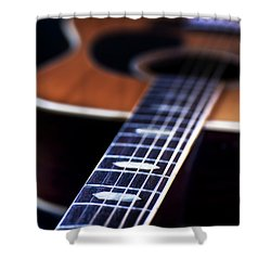 Musical Memories Shower Curtain by Tamyra Ayles