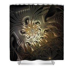 Mystical Metamorphosis Shower Curtain by Amanda Moore