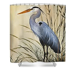 Natures Grace Shower Curtain by James Williamson