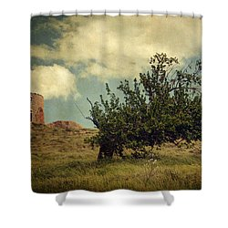 New Memories Shower Curtain by Taylan Soyturk