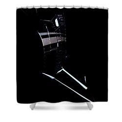 Night 66 Shower Curtain by Paul Job
