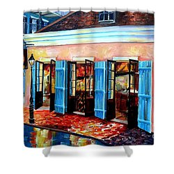 Old Opera House-new Orleans Shower Curtain by Diane Millsap