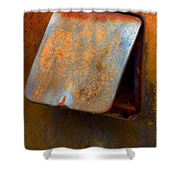 Open Cap Shower Curtain by Jean Noren