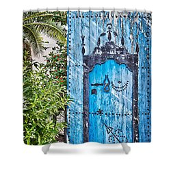 Oriental Garden Shower Curtain by Delphimages Photo Creations