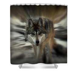 Out Of Nowhere 2 Shower Curtain by Ernie Echols