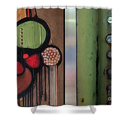 p HOTography 139 Shower Curtain by Marlene Burns