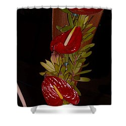 Painter's Palette Shower Curtain by Sonali Gangane