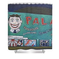 Palace 2013 Shower Curtain by Patricia Arroyo