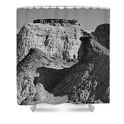 Paria Utah IIi Shower Curtain by Dave Gordon