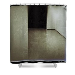 Passages Shower Curtain by David Stone