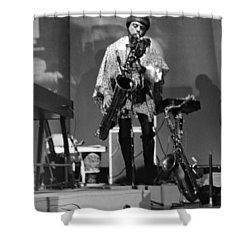 Pat Patrick 1968 Shower Curtain by Lee  Santa