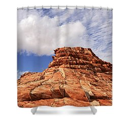 Patterns Shower Curtain by Bob Christopher