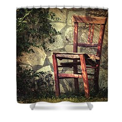 Persistence Of Memory Shower Curtain by Taylan Soyturk