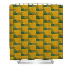Perspective Compilation 6 Shower Curtain by Michelle Calkins